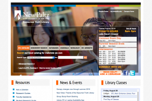 sojourner truth library screenshot